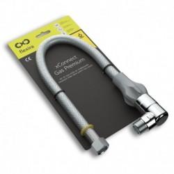 "Захранваща връзка за газ  Flexira xConnect Gas Premium Rp1/2""-DN12+657TAE – 100 см"