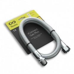 """Захранваща връзка за газ  Flexira xConnect Gas Plus G1/2""""-G1/2"""" – 50 см"""