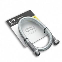 """Захранваща връзка за газ  Flexira xConnect Gas Basic R1/2""""-G1/2"""" – 100 см"""